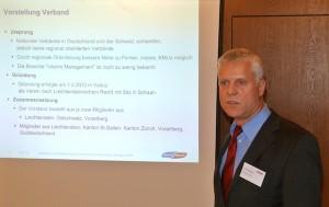 VRIM Informationsanlass Berneck – 10 Kurt Schädler